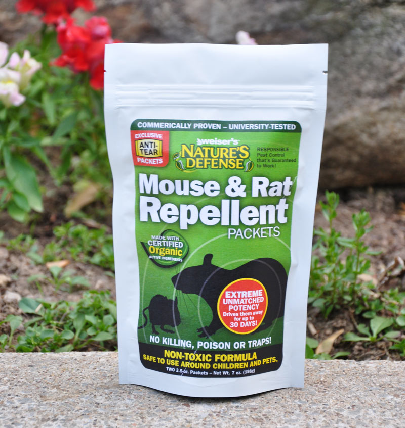 Natures Defense Mouse & Rat Repellent